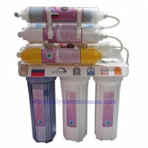 Máy lọc nước Geyser GK8 lọc nước giếng, phèn, pH.