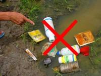 Ô nhiễm nước sinh hoạt vì thuốc bảo vệ thực vật