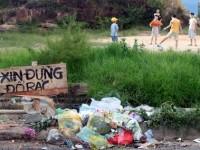 Ảnh hưởng của rác thải sinh hoạt đến nguồn nước