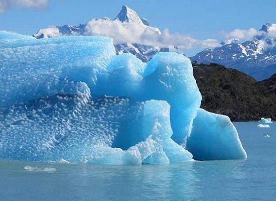 Nước bị đóng băng khi ở nhiệt độ âm