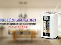 Những lý do nên sử dụng máy lọc nước ion kiềm Nhật bản