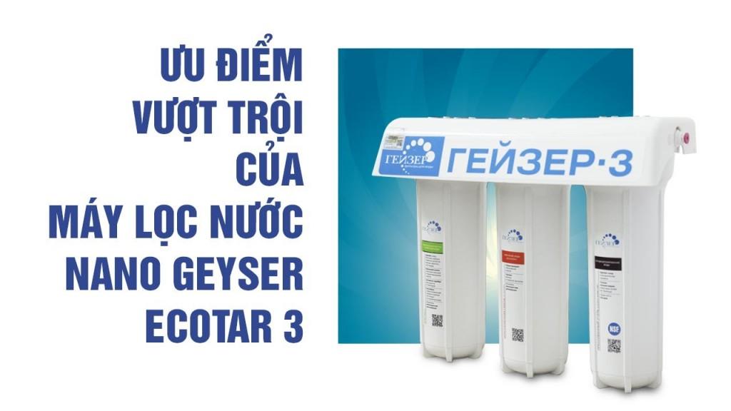 geyser Ecotar 3