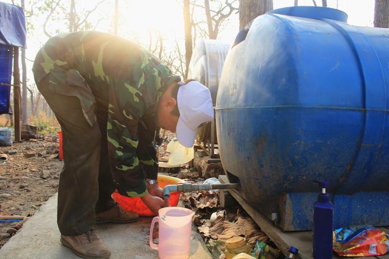 Vấn đề nước sinh hoạt khiến người dân lo lắng khi mùa khô đến