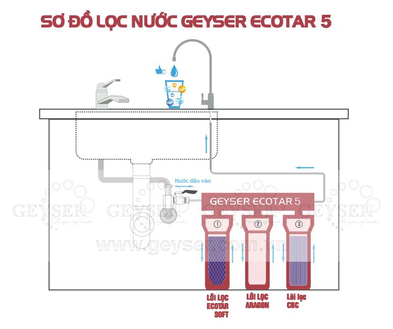 Geyser Ecotar 5 LB Nga