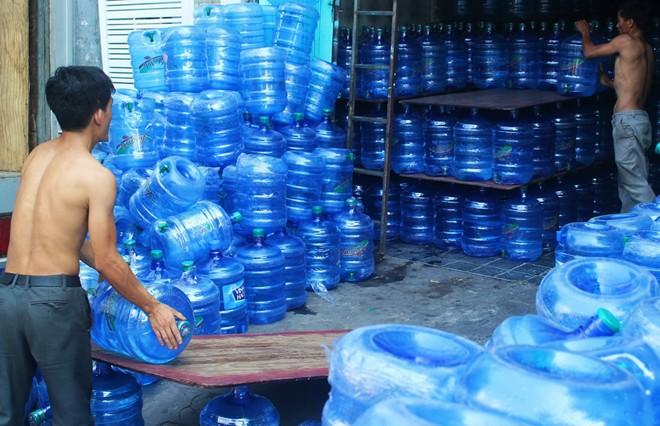 Hậu quả nước tinh khiết kém chất lượng