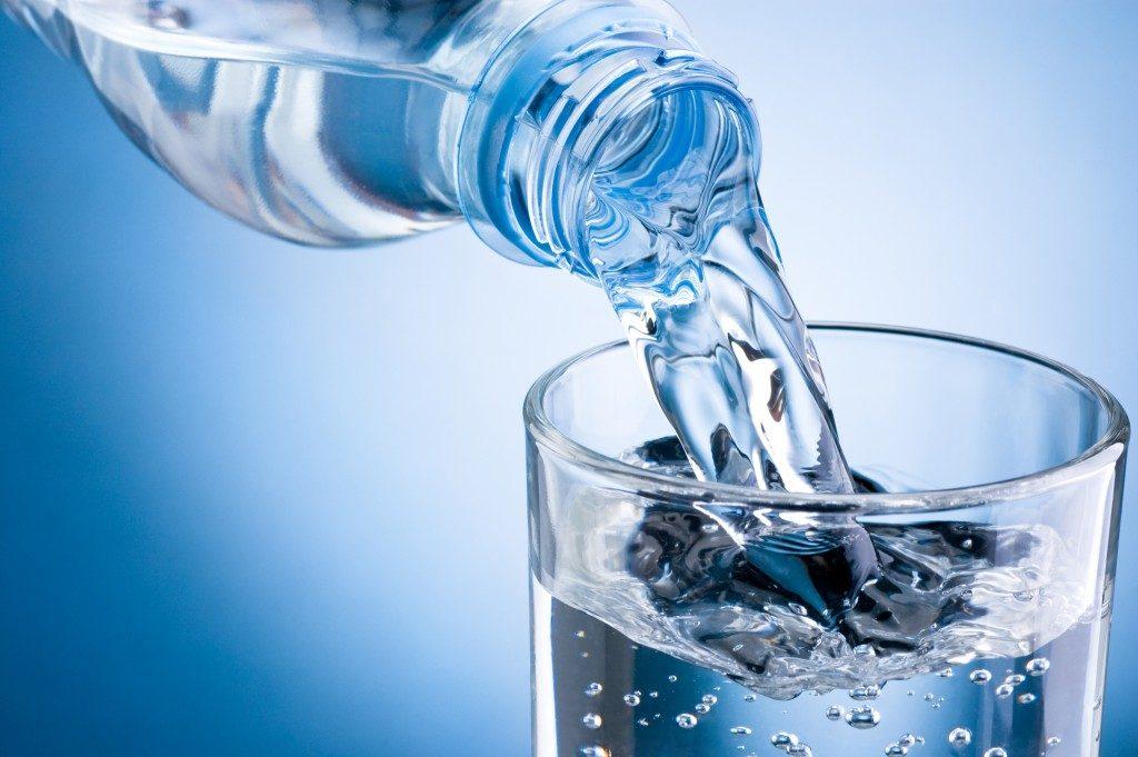 Lợi ích của nước tinh khiết