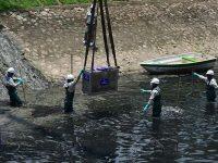 Xử lý nước thải sinh hoạt sông Tô Lịch