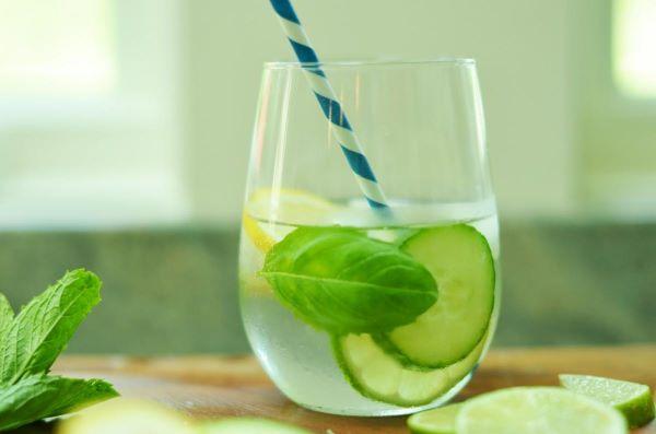 Nước chanh giải rượu